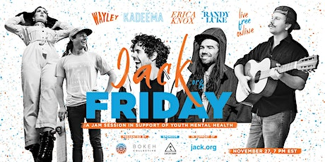 Jack Friday tickets