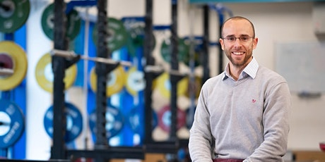 Programme Introduction and Q&A MSc Sport Rehabilitation tickets