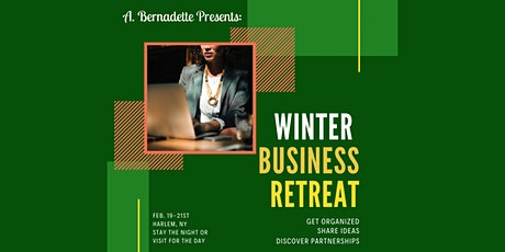 Winter Business Retreat tickets