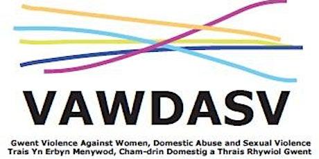 Gwent VAWDASV -  Understanding Sexual Violence Training tickets