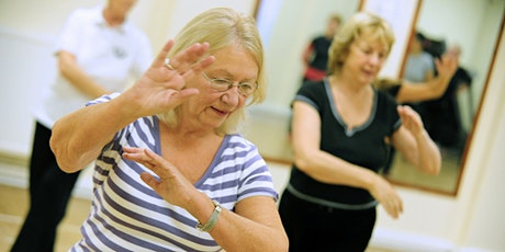 Mindful Movement, Mindful Breath - Qigong Tai Chi: Mon 30th November 3.30pm tickets