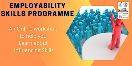 Employability Skills Programme - Influencing Skills tickets