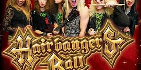 Hairbangers Ball Live in The Afterlife Music Hall at Brauer House tickets