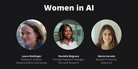 Women in AI tickets