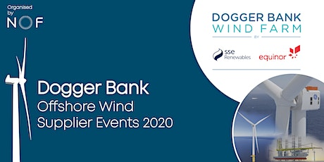 Dogger Bank Wind Farm Tier 1 Contractor Webinar - Foundations Contractor tickets