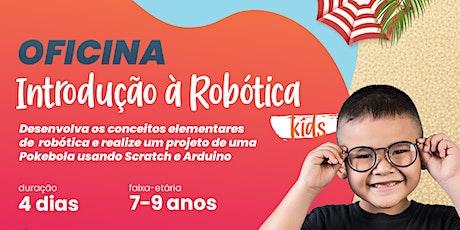 Curso Introdução à robótica  - 7-9 anos -26.1 a 29.1.2021 -13:30 às 16:30h