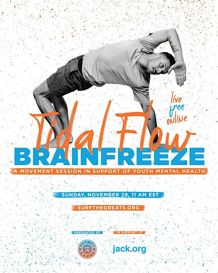 Tidal Flow Brainfreeze image
