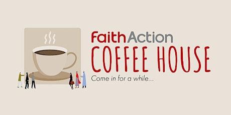 FaithAction Coffee House: Lockdown survival tips tickets