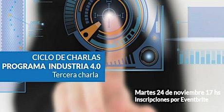 """3º Encuentro   Industria 4.0: """"Teletrabajo"""" y """"Big Data y Cloud Computing"""" entradas"""