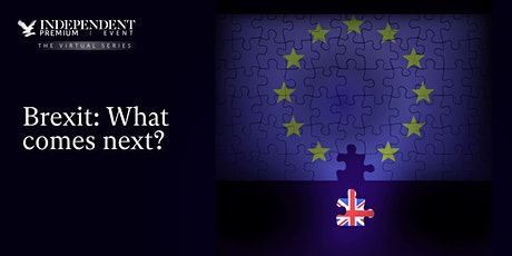 Brexit: What comes next? tickets