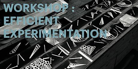 Glithero - Efficient Experimentation tickets