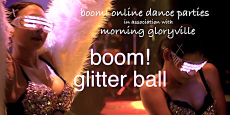 Boom! Glitter Ball tickets