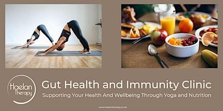 Gut Health & Immunity Transformation Clinic tickets