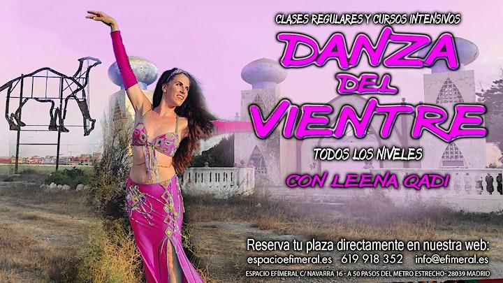 Clases de danza del vientre con Leena Qadi image