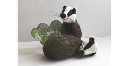 Needle Felting with Mandy McLoughlin via Zoom tickets