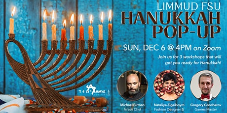 Limmud FSU Hanukkah POP-UP tickets