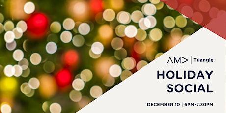 AMA Triangle Holiday Social tickets