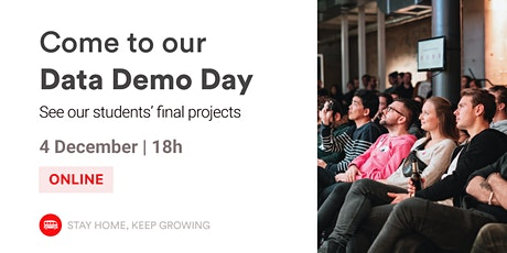 Data Demo Day | Come see our students projects | Le Wagon Rio tickets
