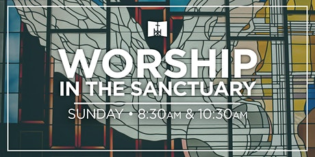 Worship in the Sanctuary • December 6 tickets