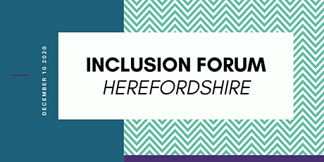 Inclusion Forum Herefordshire: with Zoe Partington tickets