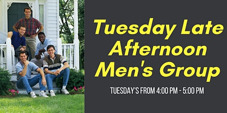 Tuesday Men's Small Group Afternoon Meeting tickets