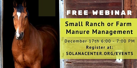 Manure Management for the Small Ranch or Farm tickets