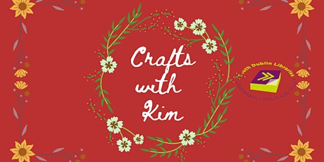 Christmas Crafts with Kim via Zoom tickets