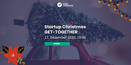 Startup Christmas Get-Together -  Online tickets