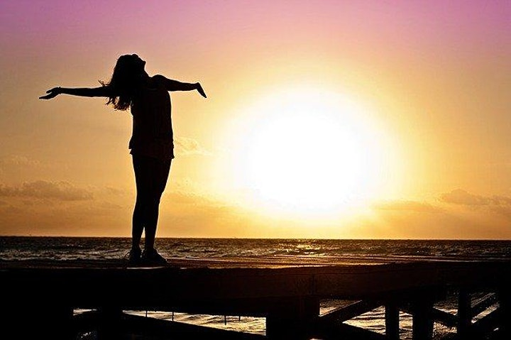 Free Online Wellness Meditation with Reiki - Wed. 6:00-6:45 PM EST (GMT -4) image