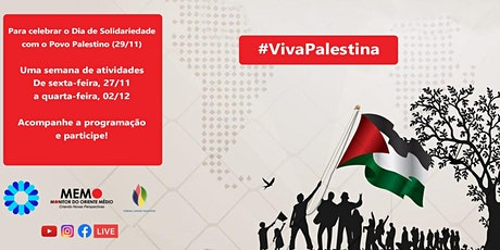 Latin America in solidarity with Palestine tickets