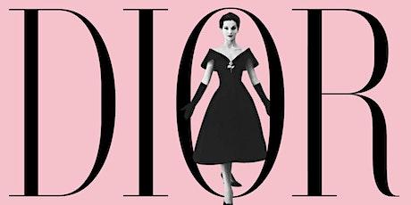 Virtual Tour Christian Dior billets
