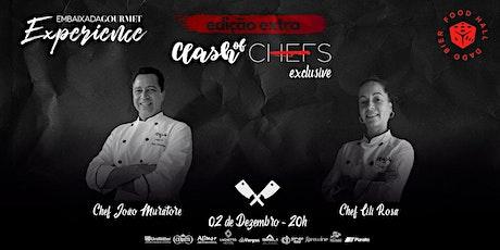 Clash of Chefs Exclusive (EDIÇÃO EXTRA) ingressos