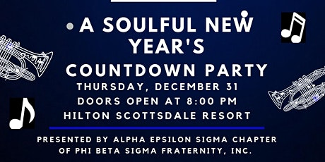 A Soulful New Year's Countdown Party tickets