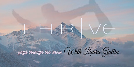 Yoga through the Snow with Luara Gotlin tickets