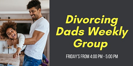 Divorcing Dads Weekly Group tickets