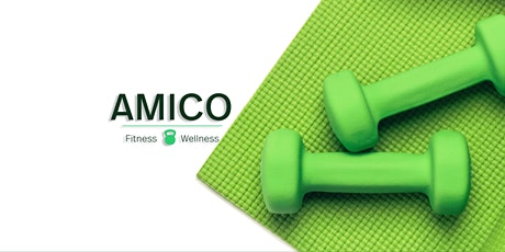 Amico Fitness Online Camp! tickets