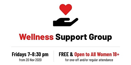 Wellness Support Group tickets