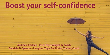 Boost your self-confidence tickets