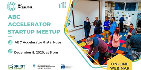 ABC Accelerator StartUp MeetUp Tickets
