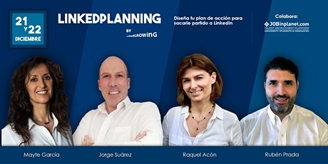 LinkedPlanning 2ª edición: diseña tu plan de acción en LinkedIn entradas