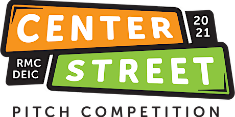 2021 Center Street Pitch Competition tickets
