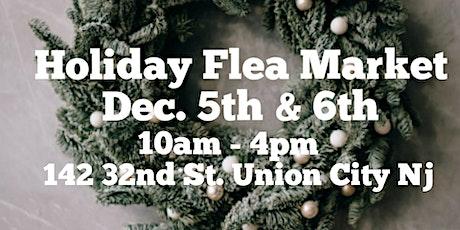 Holiday Flea Market tickets
