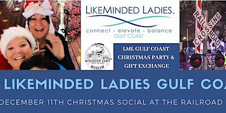 LikeMinded Ladies December Christmas Celebration & Gift Exchange tickets