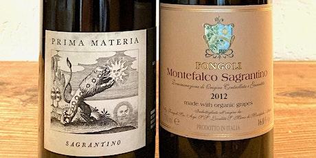 Online Wine Tasting Night #6: Sagrantino tickets