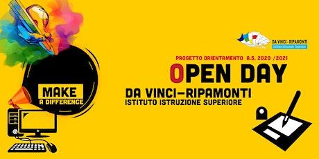 Openday Grafica biglietti