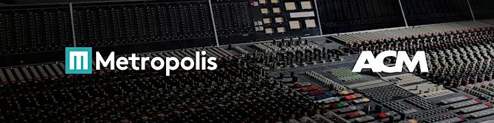 Metropolis VIP Experience - Thursday 27th May image