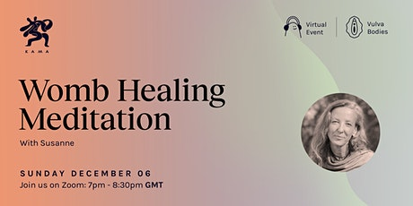 Womb Healing Meditation tickets