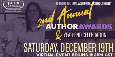 T.A.L.K. Consulting Year-End Celebration tickets