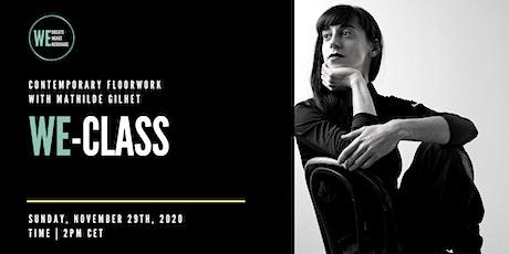 WE-CLASS   Floorwork with Mathilde Gilhet   2PM CET tickets
