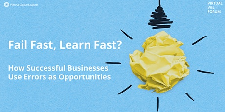 Fail Fast, Learn Fast—How Successful Businesses Use Errors as Opportunities tickets